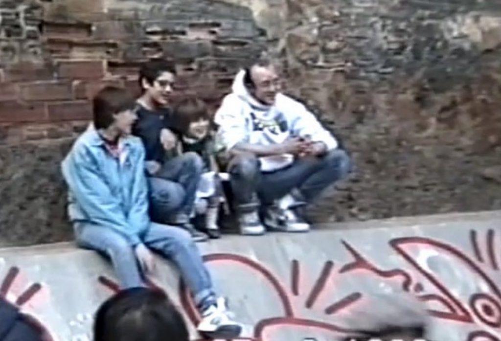 Keith Haring 1989 Barcelona