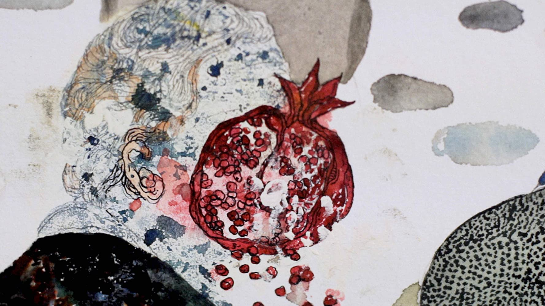 Stefanos Rokos- Nick Cave & The Bad Seeds' No More Shall We Part – 14 Paintings, 17 Years Later